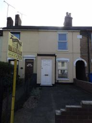 Thumbnail 2 bedroom terraced house to rent in Bramford Road, Ipswich