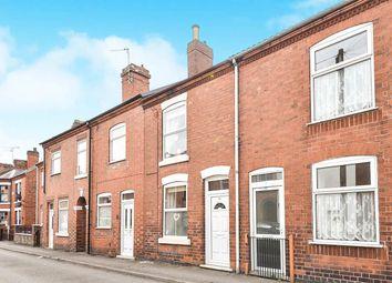 Thumbnail 2 bed terraced house for sale in Stewart Street, Riddings, Alfreton