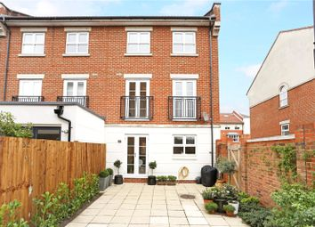 Thumbnail 4 bed semi-detached house for sale in Lattimer Place, London