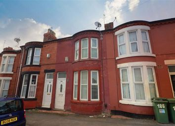 Thumbnail 2 bed terraced house to rent in Wheatland Lane, Wallasey, Merseyside