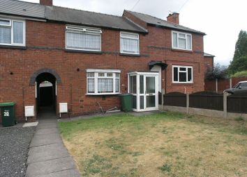 Thumbnail 3 bed terraced house for sale in Greenwood Avenue, Rowley Regis