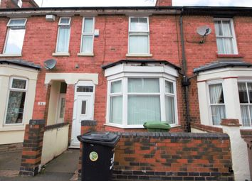 Thumbnail 4 bed shared accommodation to rent in Rugby Street, Wolverhampton