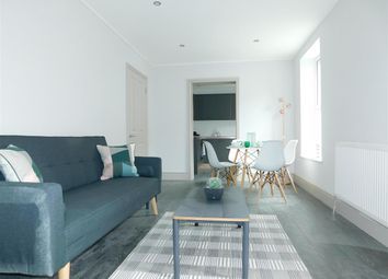 Thumbnail 3 bed flat for sale in Lewis Crescent, Cliftonville, Margate