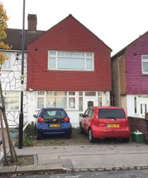 Thumbnail 3 bed end terrace house for sale in Rochford Way, Croydon, Surrey