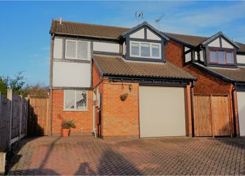 Thumbnail 3 bed detached house for sale in The Belfry, Stretton