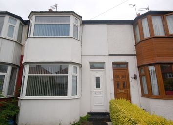 Thumbnail 2 bedroom terraced house to rent in Southbank Avenue, Blackpool