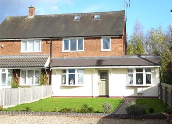 Thumbnail 3 bed semi-detached house for sale in Rogers Close. Ashmore Park, Wednesfield, Wolverhampton