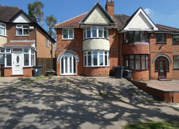 Thumbnail 3 bed semi-detached house to rent in Vera Road, Yardley, Birmingham