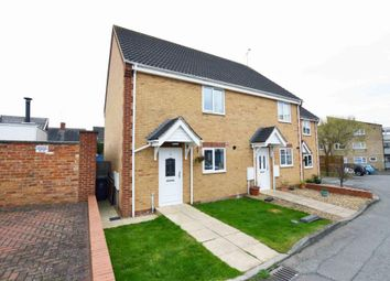 Thumbnail 2 bed semi-detached house to rent in Borough Court, Higham Ferrers