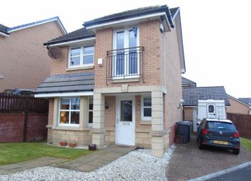 Thumbnail 3 bed detached house for sale in Wheatear Grove, Carnbroe, Coatbridge, North Lanarkshire