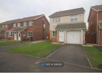 Thumbnail 3 bed detached house to rent in Deacon Gardens, Seaton Carew, Hartlepool