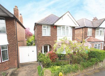 Thumbnail 3 bedroom detached house for sale in Grassington Road, Aspley, Nottingham
