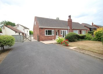 Thumbnail 2 bed bungalow for sale in Church Road, Normanton