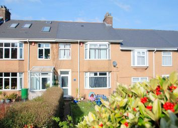 Thumbnail 3 bedroom terraced house for sale in Eggbuckland Road, Hartley, Plymouth