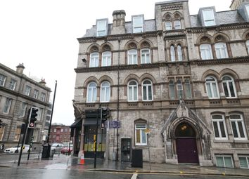 Thumbnail 1 bedroom flat for sale in Crosshall Street, Liverpool