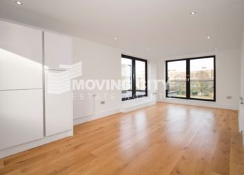 Thumbnail 2 bedroom flat for sale in Parkside, Euler Court, Bow
