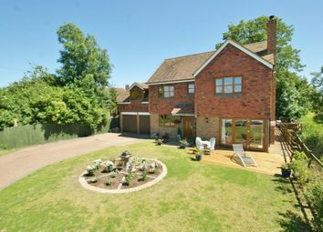 Thumbnail 5 bed detached house for sale in Salters House Salters Lane, Brookland, Romney Marsh