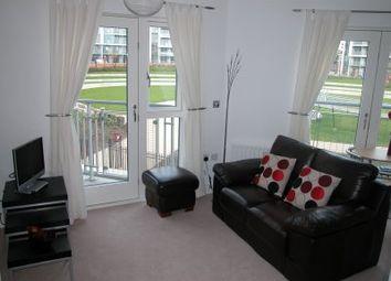Thumbnail 1 bed flat to rent in Alfred Knight Way, Edgbaston, Birmingham