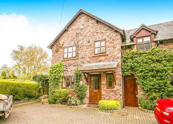Thumbnail 3 bed town house for sale in Chester Road, Kelsall, Tarporley