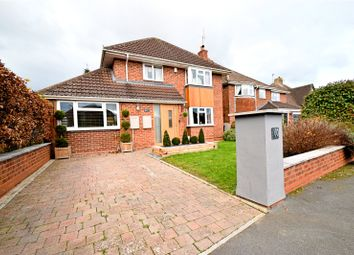 Thumbnail 3 bed detached house for sale in Hillery Road, Worcester, Worcestershire