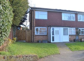 Thumbnail 2 bed maisonette to rent in Tennyson Road, Chiswell Green, St.Albans