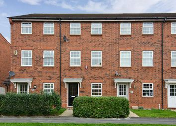 Thumbnail 3 bed town house for sale in Williams Avenue, Fradley, Lichfield