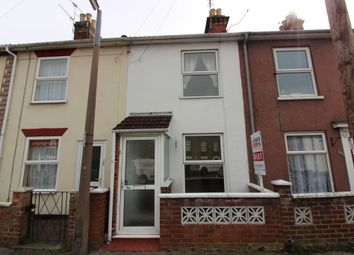 Thumbnail 3 bedroom terraced house to rent in Lawson Road, Lowestoft