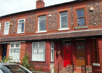 Thumbnail 2 bed property to rent in Kingshill Road, Chorlton, Manchester