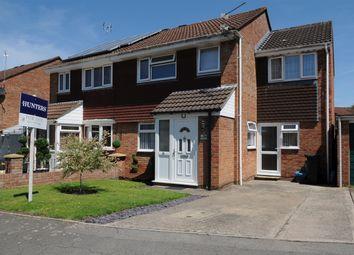 Thumbnail 4 bedroom semi-detached house for sale in Ferndale Avenue, Longwell Green, Bristol