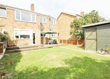 Thumbnail 2 bed flat for sale in Ashdown Walk, Mawneys, Romford