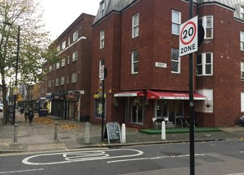Thumbnail Commercial property for sale in Clapham Park Road, London