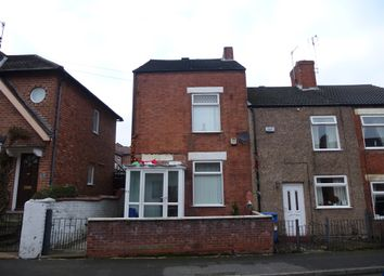 Thumbnail 2 bed end terrace house for sale in Norman Street, Ilkeston