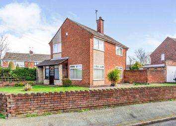Thumbnail 3 bed detached house for sale in Gerrard Road, Willenhall