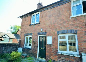 Thumbnail 2 bed terraced house to rent in Tenbury Wells