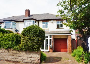 Thumbnail 4 bed detached house for sale in Marsh Hill, Birmingham