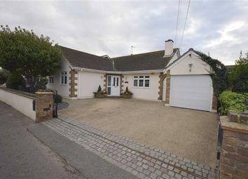 Thumbnail 4 bed detached bungalow for sale in Princess Margaret Road, East Tilbury Village, Essex