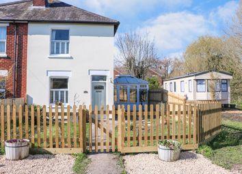 Thumbnail 3 bed semi-detached house for sale in Avon Terrace, Salisbury