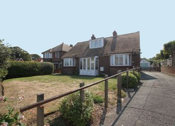 Thumbnail 3 bed detached bungalow for sale in Salisbury Road, Walmer, Deal