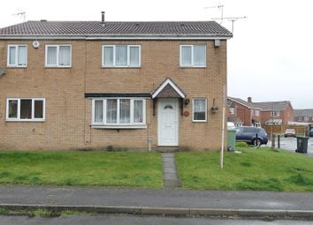 Thumbnail 2 bed property for sale in Meadow View, Holmewood, Chesterfield