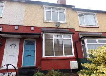 Thumbnail 2 bed property to rent in Swindon Road, Birmingham