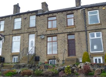 Thumbnail 3 bed terraced house for sale in Radcliffe Road Wellhouse, Golcar, Huddersfield