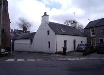 Thumbnail 2 bed detached house to rent in Willoughby Street, Muthill, Crieff