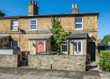 Thumbnail 3 bedroom end terrace house for sale in Bengeo Street, Bengeo, Hertfordshire