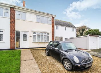 Thumbnail 3 bed end terrace house for sale in Brecon Close, Bideford, Devon