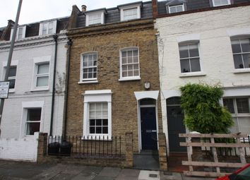 Thumbnail 3 bed terraced house to rent in Poyntz Road, Battersea Park