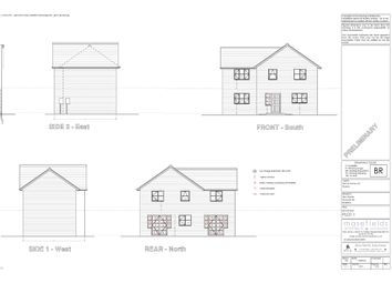 Thumbnail 3 bed detached house for sale in Plot 1, 3 Plymouth Road, Redditch
