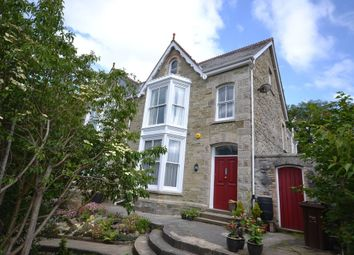Thumbnail 5 bed semi-detached house to rent in Tregolls Road, Truro