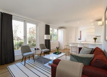 Thumbnail 1 bed flat to rent in Manderley, Oakwood Court W14,