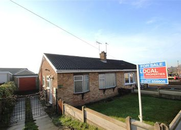 Thumbnail 2 bed bungalow for sale in Cotswold Close, Hemsworth, Pontefract