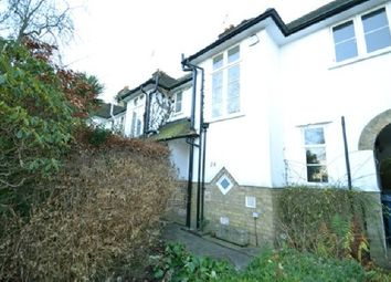 Thumbnail 3 bedroom terraced house to rent in Creswick Walk, Hampstead Garden Suburb, London